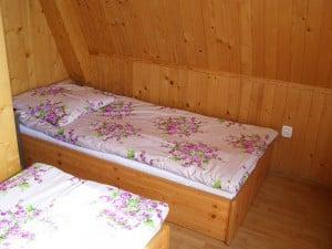 Ferienhaus in Masuren Schlafzimmer 1