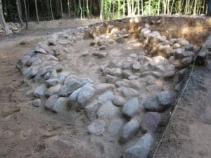 Hügelgräbern